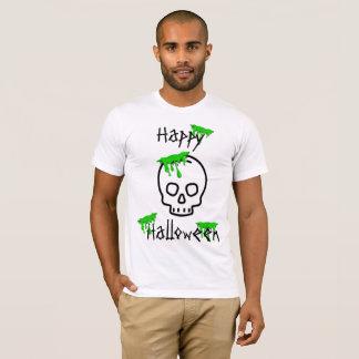 Skull Slime Halloween Shirt