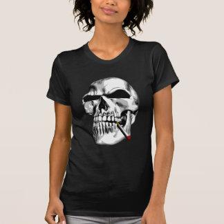 Skull Smoking Shirts
