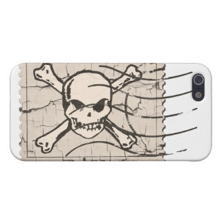 Skull Stamp 3 Cases For iPhone 5