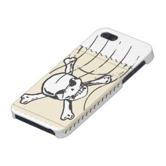 Skull Stamp 4 iPhone 5 Cases