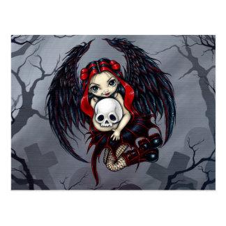 """Skull Stealer"" Postcard"