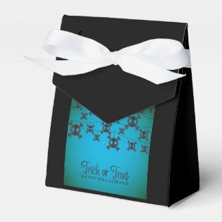 Skull string wedding favour box