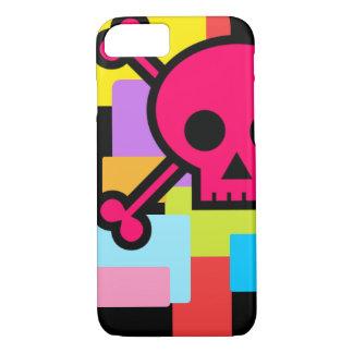 Skull style iPhone 8/7 case