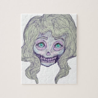 skull sugar pastel -her26- puzzles