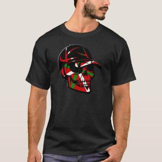 Skull surfer Basque T-Shirt