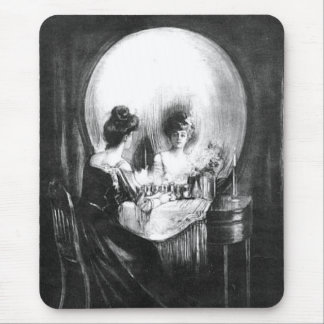 Skull Surprise 1: Halloween Mousepad