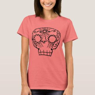 Skull t-shirt cutteeee
