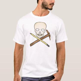 Skull & T-Square T-Shirt