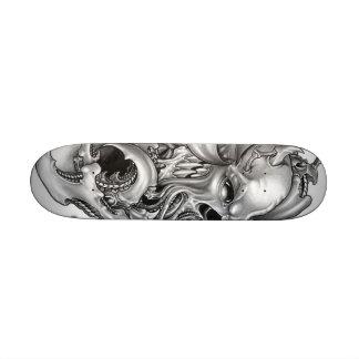 skull tattoo Skateboard