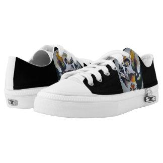 Skull Tennis Shoes