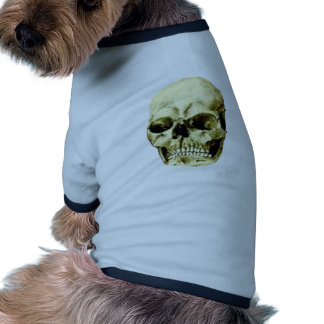 Skull The MUSEUM Zazzle Gifts Dog T Shirt