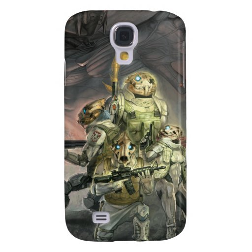 Skull tigers for iPhone 3 Galaxy S4 Covers