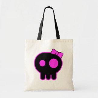 Skull Tote Bags