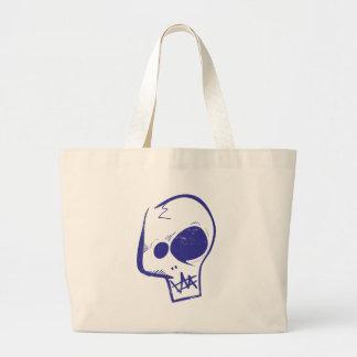 Skull Jumbo Tote Bag