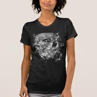 Skull tribal T-Shirt