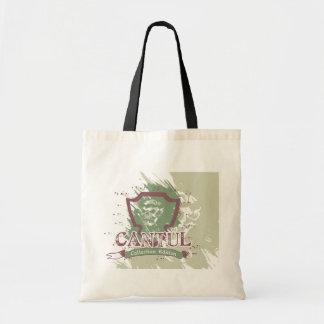 Skull Tshirts and Gifts Budget Tote Bag