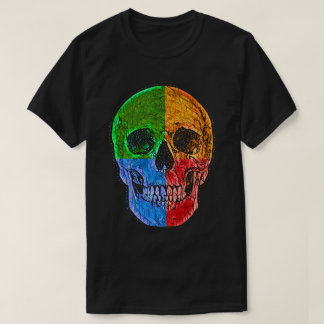 Skull Wheel T-Shirt
