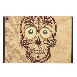 skull with big eyes