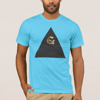Skull Within Triangle T-Shirt
