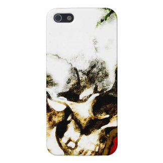 Skull Wrap iPhone 5 Cover