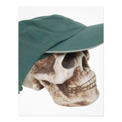 SkullBaseballCap032709 Flyers