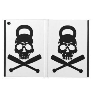 Skullbell & Cross Clubs Logo IPAD Air 2 Case