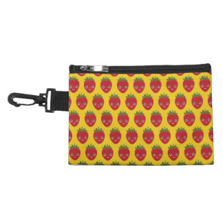 Skullberry, Sweet Strawberry That Has Gone Rogue Accessory Bag