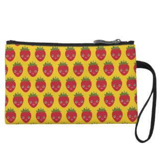 Skullberry, Sweet Strawberry That Has Gone Rogue Wristlets