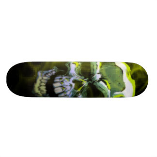 Skullboard 21.6 Cm Old School Skateboard Deck