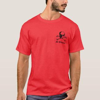 skullbones, No Prisoners! T-Shirt