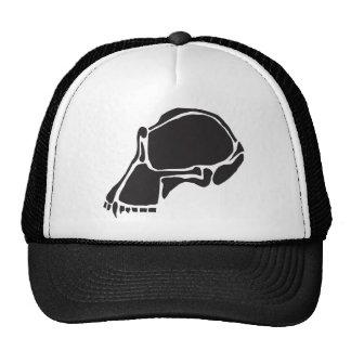 skullcap mesh hats