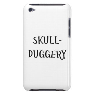 Skullduggery iPod Touch Cases