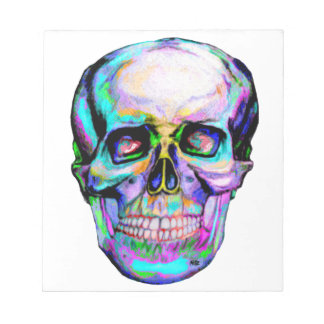 Skullerful Notepad