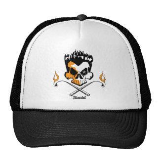 SkullFire-001 Mesh Hats