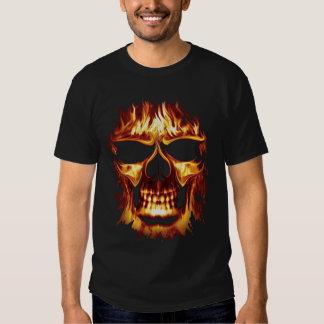 Skullfire Tshirt