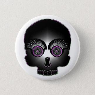 Skullicious 6 Cm Round Badge