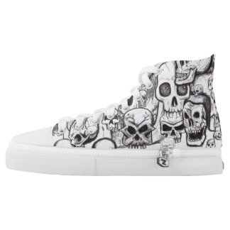 skullies high tops