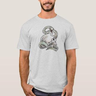 skullitan n' snake T-Shirt