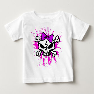 Skulls and Crossbones Baby T-Shirt