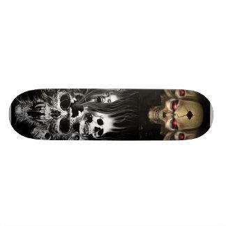 Skulls And More Skulls board:D Skate Board Decks