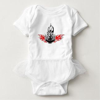 Skulls Baby Bodysuit
