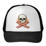 Skulls & Bacon Logo Hat
