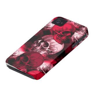 skulls iPhone 4 Case-Mate case