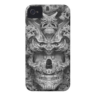Skulls Case-Mate iPhone 4 Cases