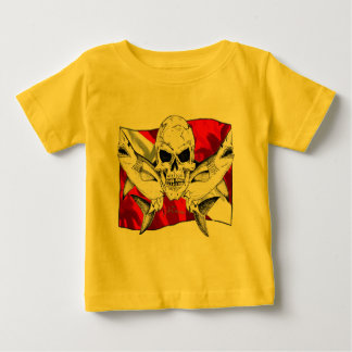 Skulls Collection by DiversDen Baby T-Shirt
