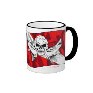 Skulls Collection by DiversDen Coffee Mugs