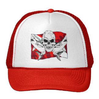 Skulls Collection by DiversDen Trucker Hat