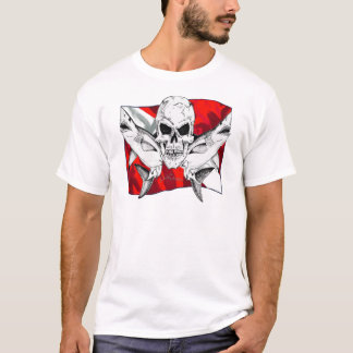 Skulls Collection by DiversDen T-Shirt