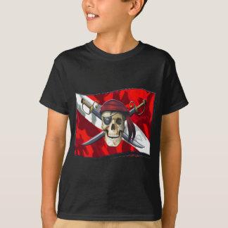 Skulls Collection by DiversDen T Shirt