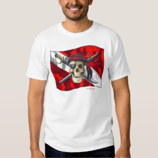Skulls Collection by DiversDen T Shirts
